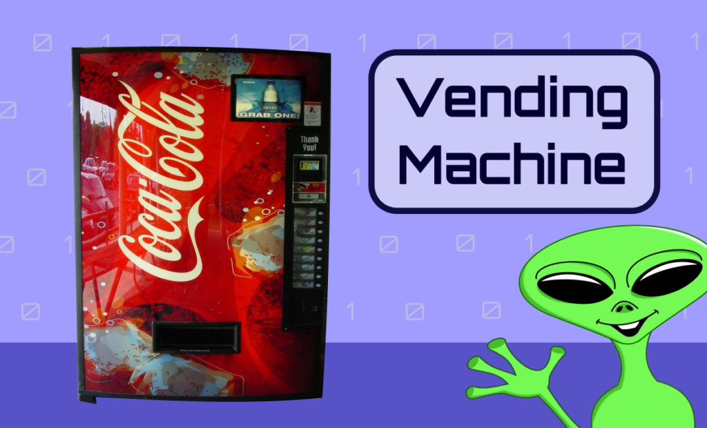vending machine program