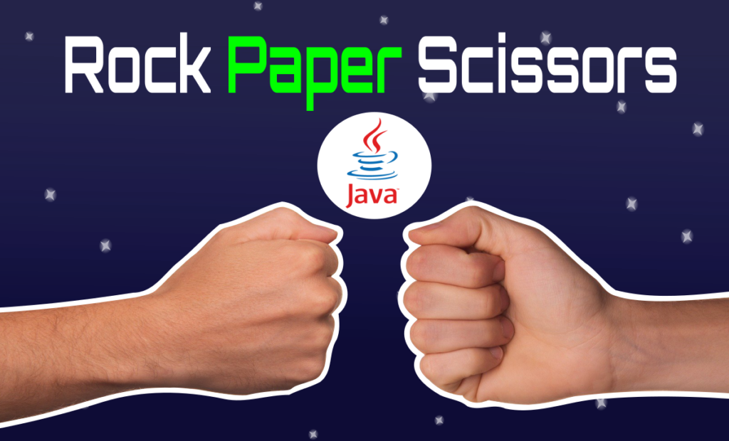 rock paper scissors java