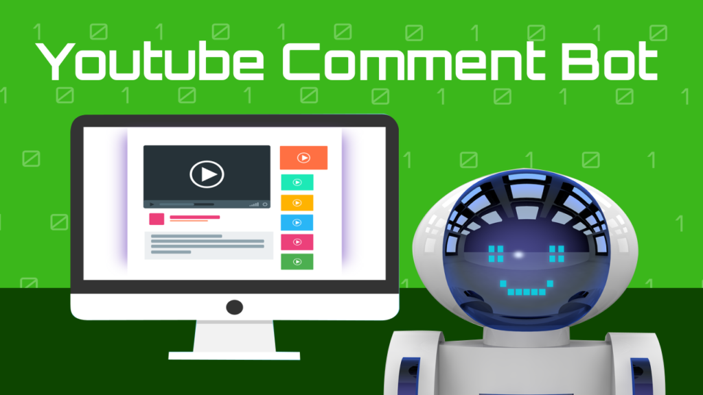 youtube comment bot